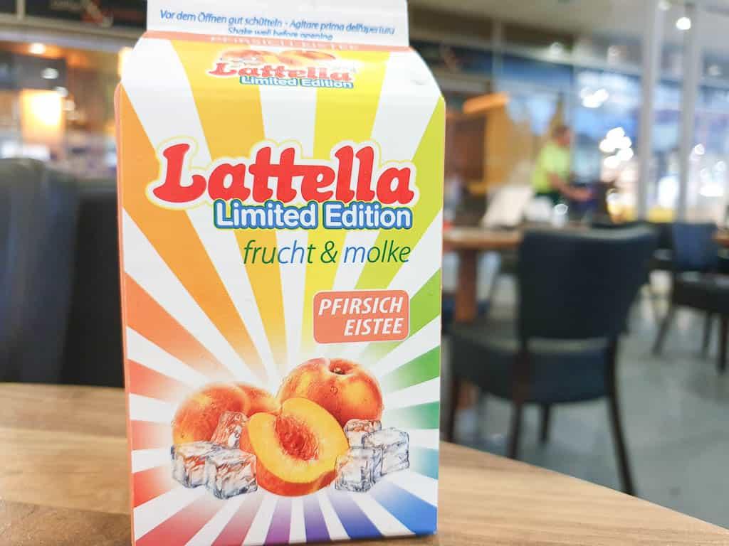 Lattella – Austrian Dairy Drink