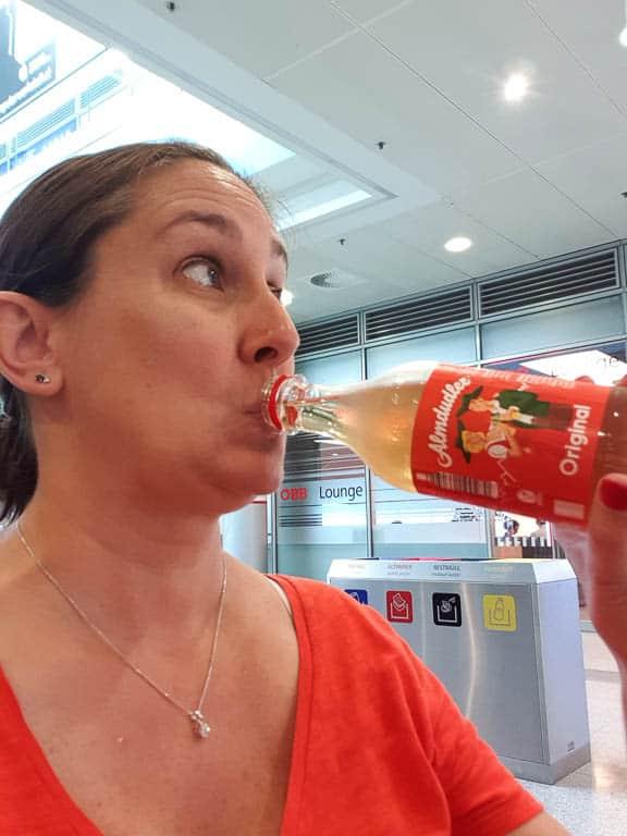 Almdudler – Austrian Soda