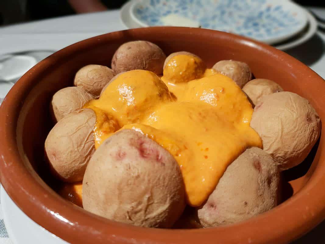 Papas Arrugadas – Canarian Potatoes