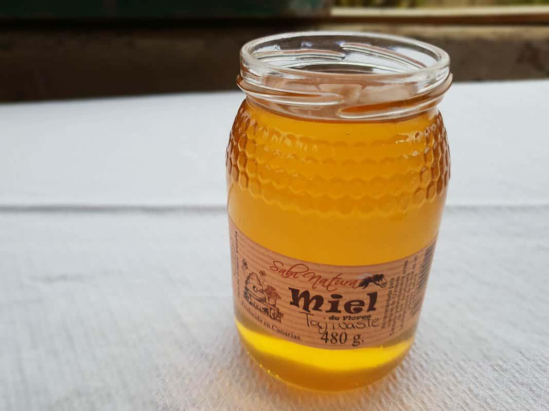 Honey from Gran Canaria
