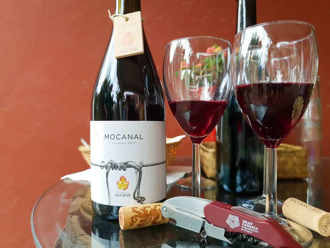 Wine Varietals In Gran Canaria