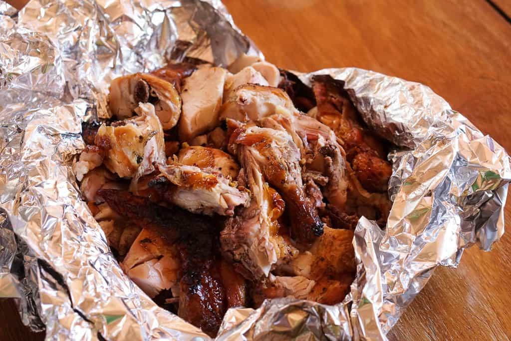 Jerk Chicken - Jamaica's National Dish