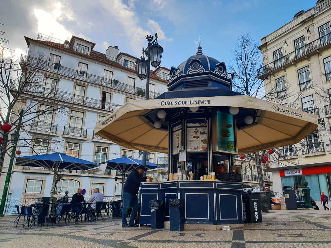 Drinking Coffee Like A Local In Lisbon