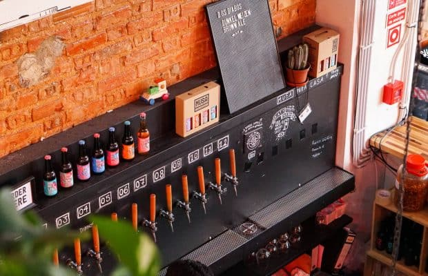 Craft Beer Lisbon Guide - How To Find Portuguese Craft Beer In Lisbon