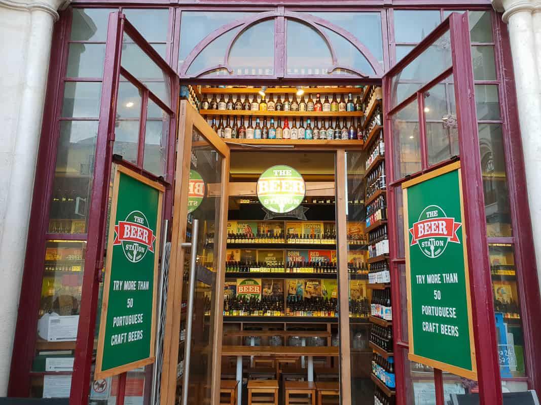 The Beer Station Lisbon
