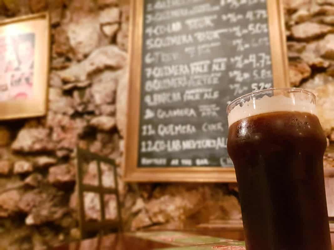 Portuguese craft beer