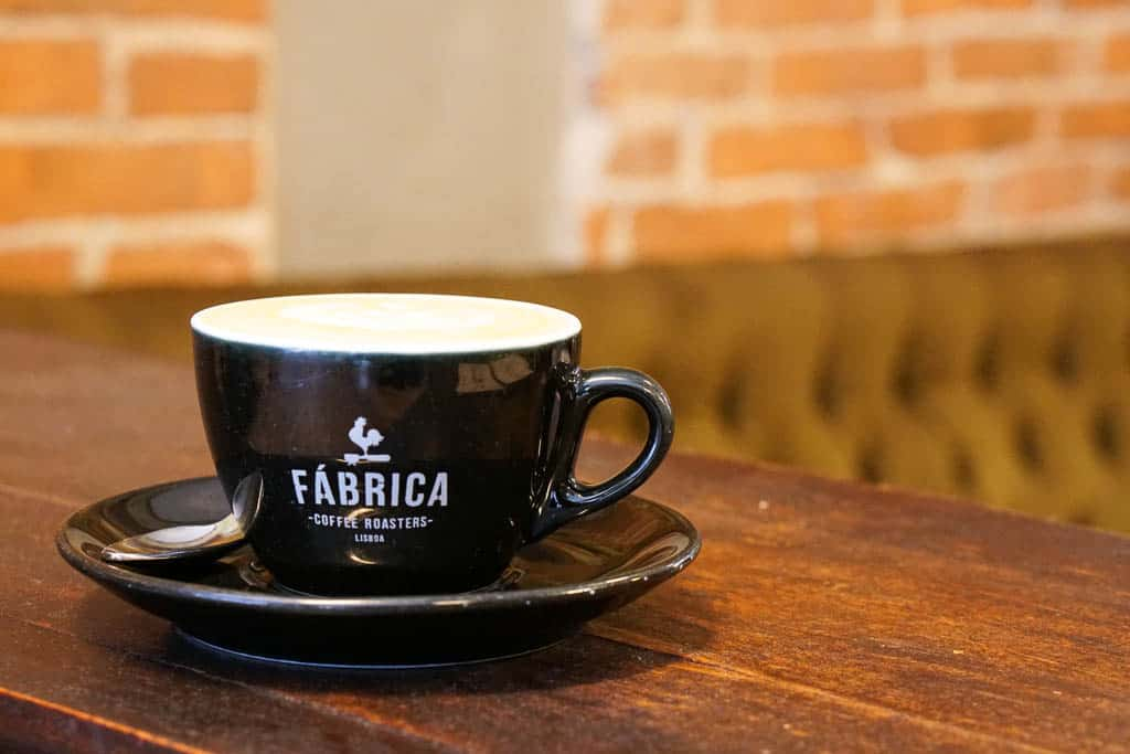 Fabrica Coffee Roasters Lisbon
