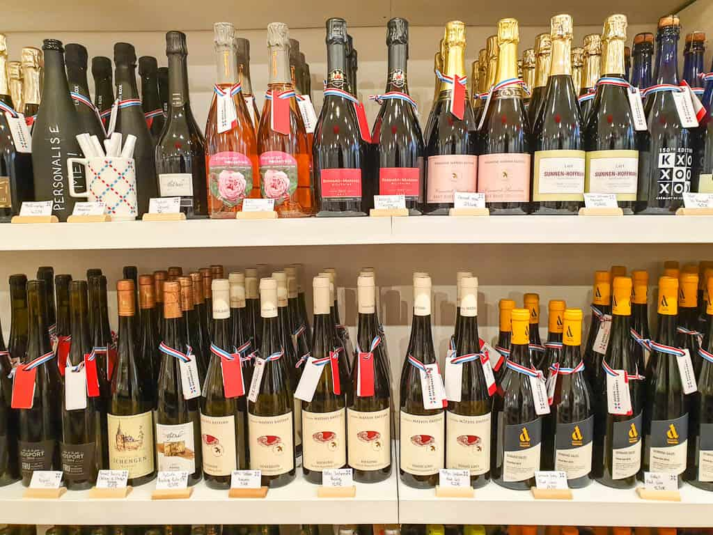 Tasting Luxembourg Wines