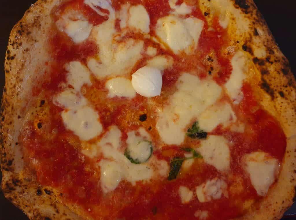 Gino e Toto Sorbillo Pizzeria Naples