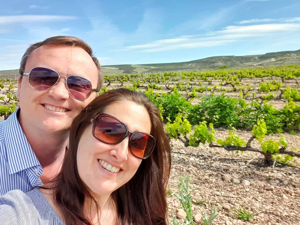 Bodegas Manzanos – Azagra, Rioja Oriental