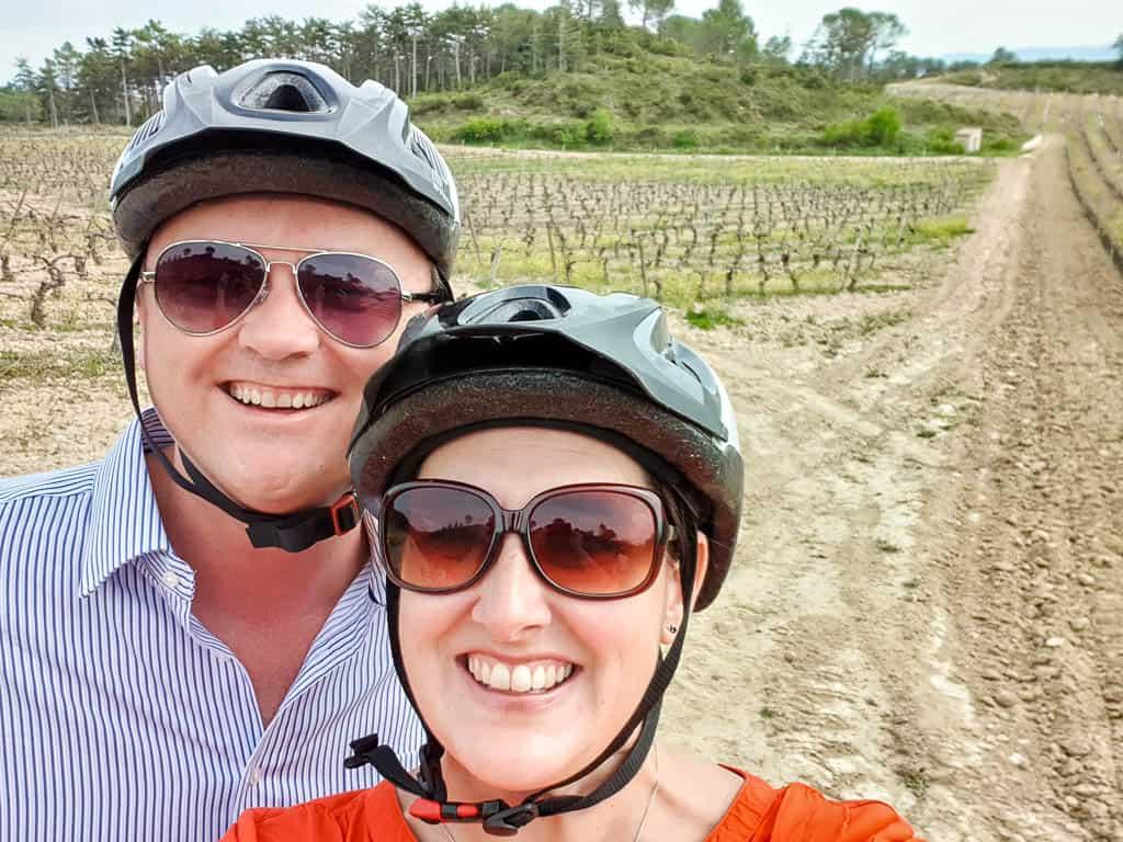 Segway tour in Rioja