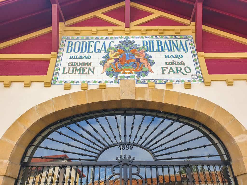 Bodegas Bilbainas and Vina Pomal – Haro, Rioja Alta