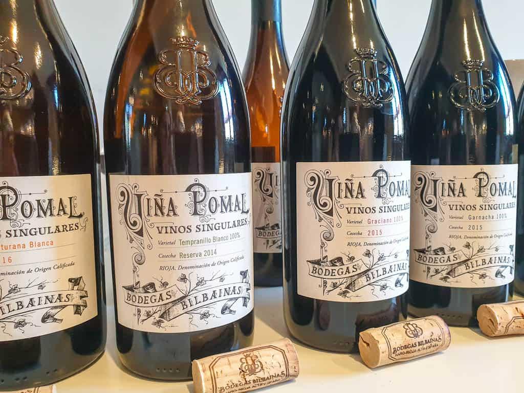 Rioja wine classifications