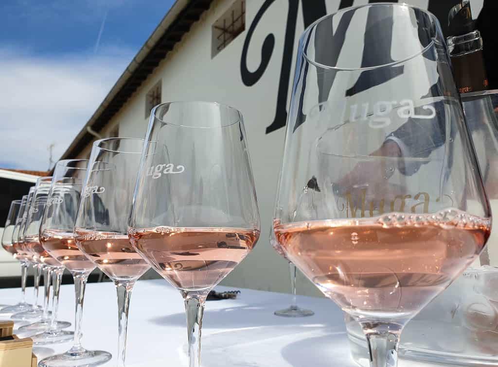 Rioja rose