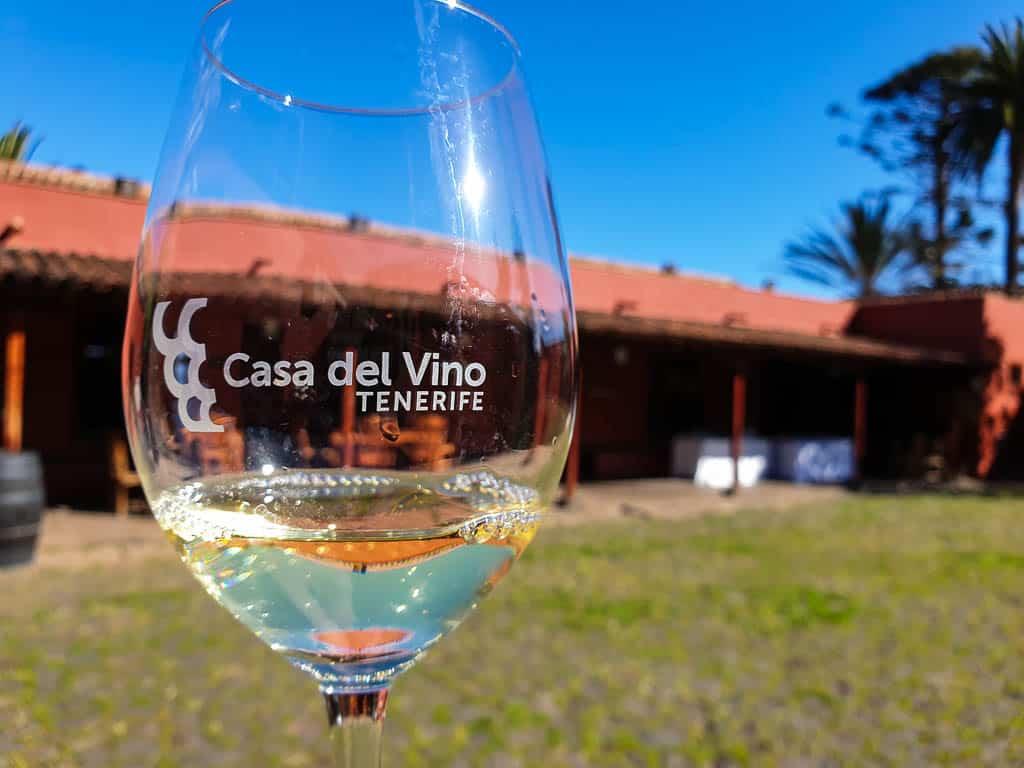 Tenerife Wine Museum in El Sauzal