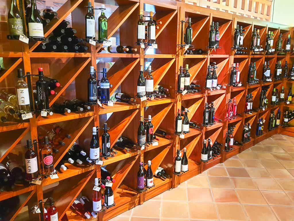 wine museum in Tenerife