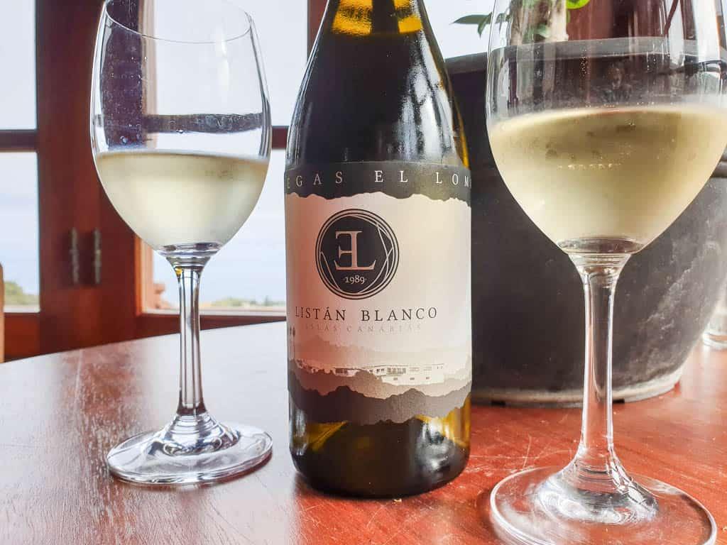 Tenerife Wine Varietals