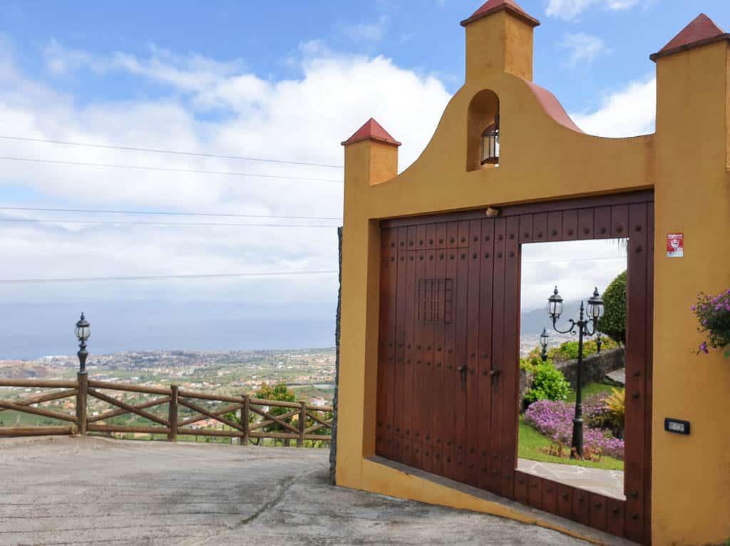 Bodegas Suertes del Marqués in DO Valle de La Orotava