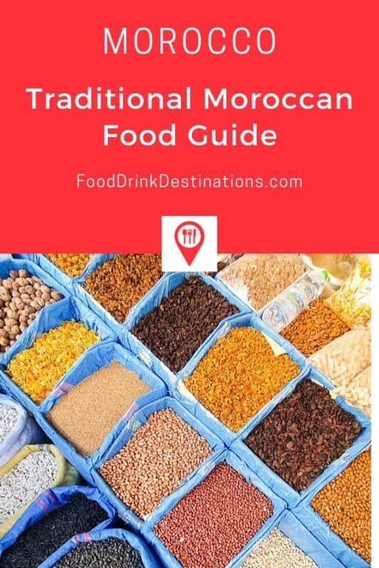 Traditional Moroccan Food Guide - What To Eat In Morocco