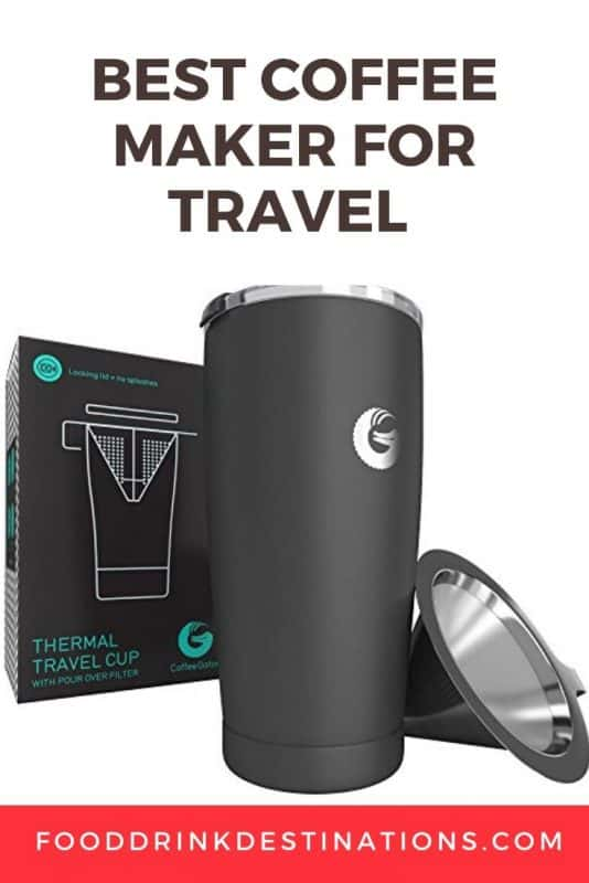 The Best Portable Coffee Maker For Travel