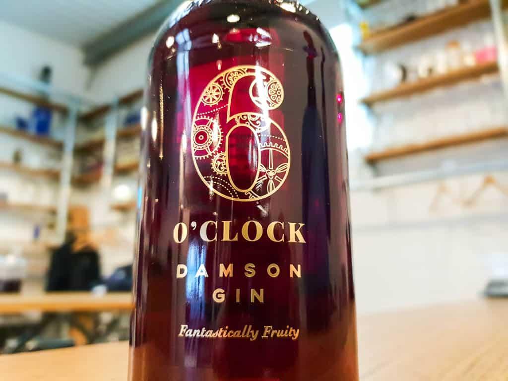 6 O'Clock Gin Damson Gin