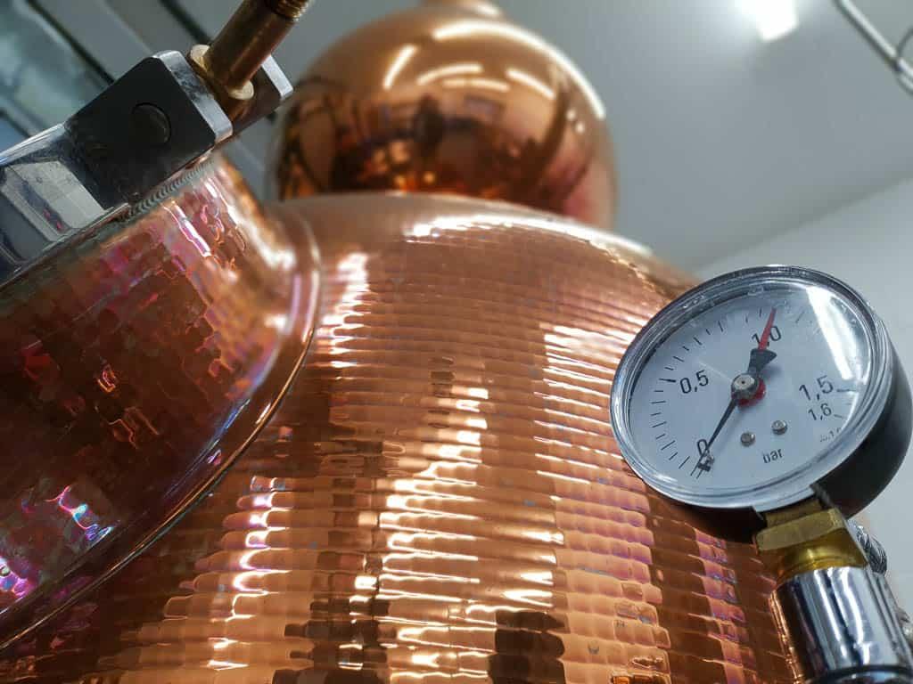 6 O'clock Gin Distillery Bristol
