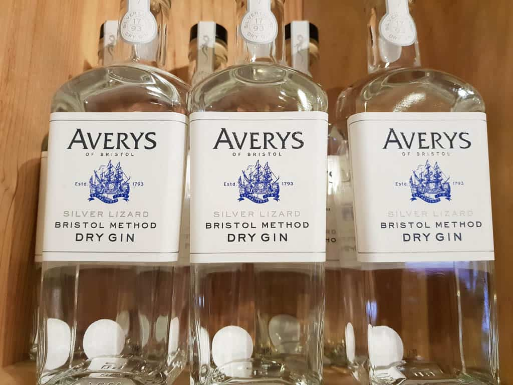 Avery's Bristol Method Dry Gin from Avery's Wine Merchants