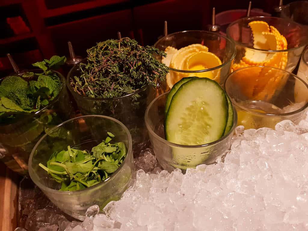 Bristol cocktail bars