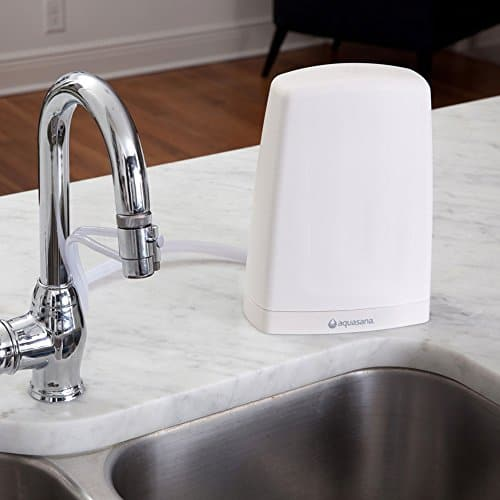 Best countertop water filtration systems