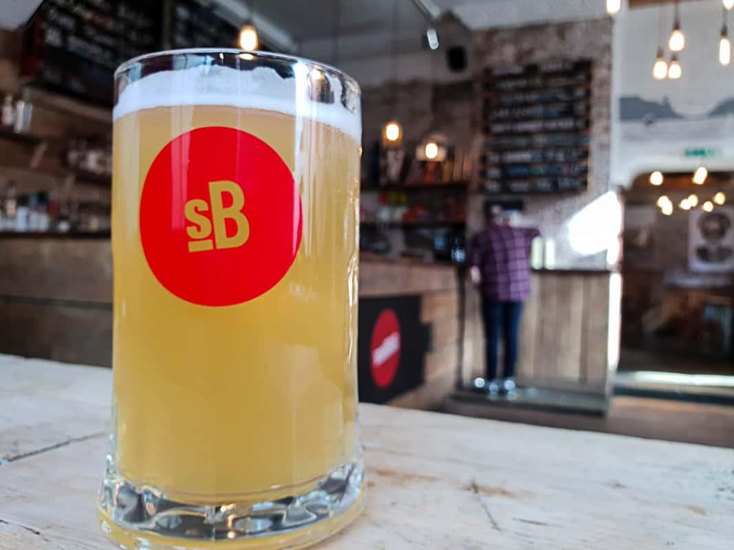 The Small Bar Bristol
