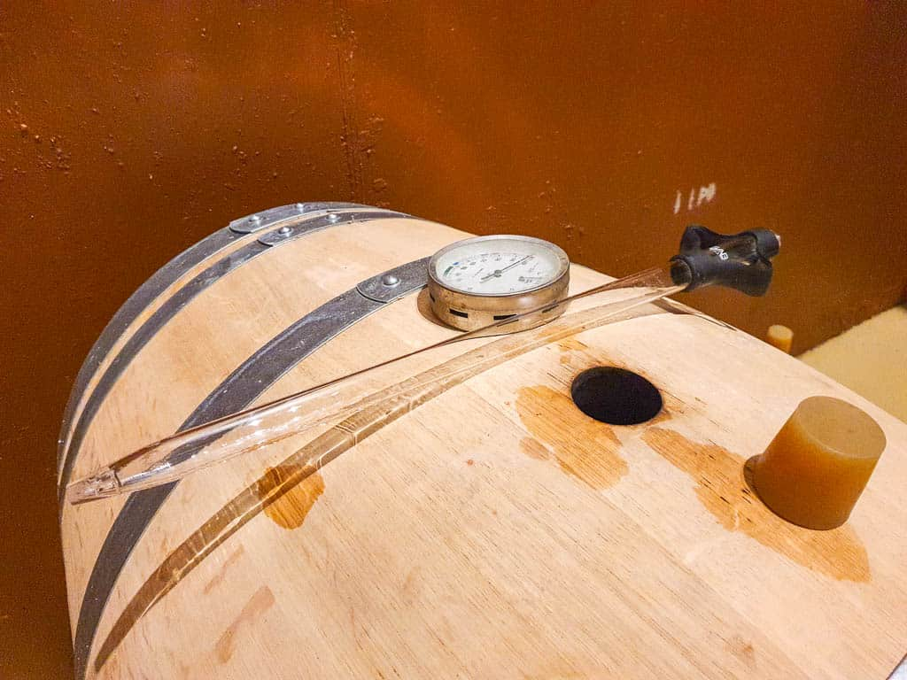 How I Wine Made