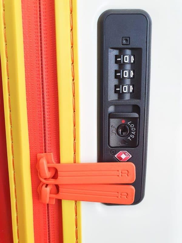 Roam Luggage Locks