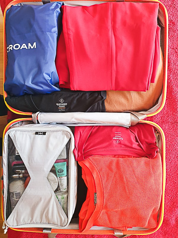 Packing With Packing Cubes