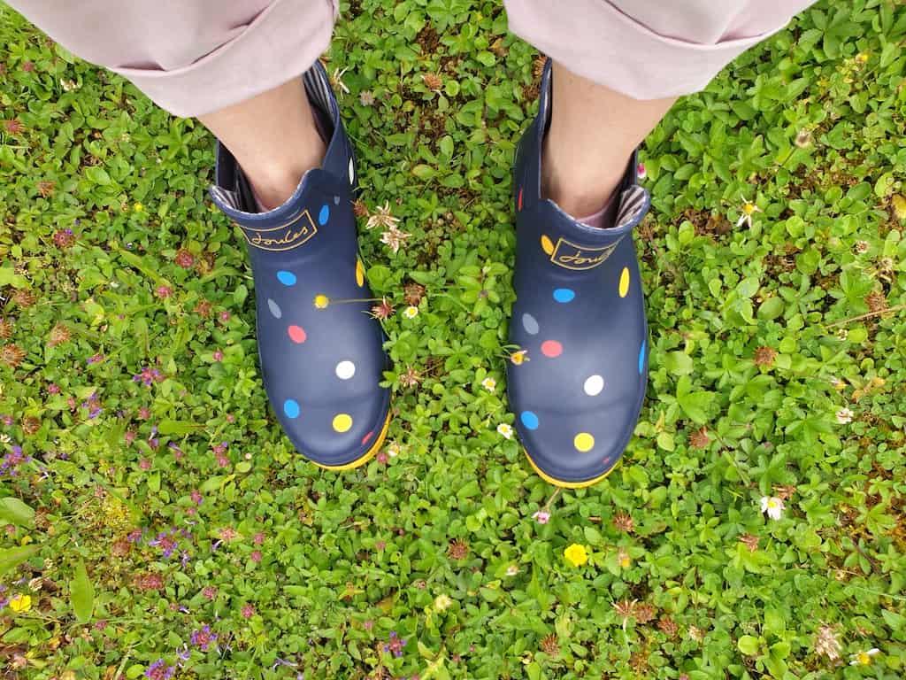 Rain Boots For Ireland