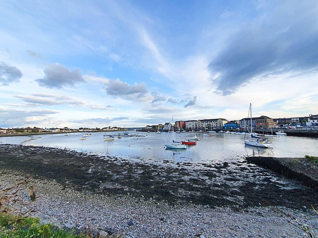 Dungarvan Town Ireland