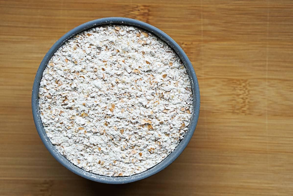 whole meal flour
