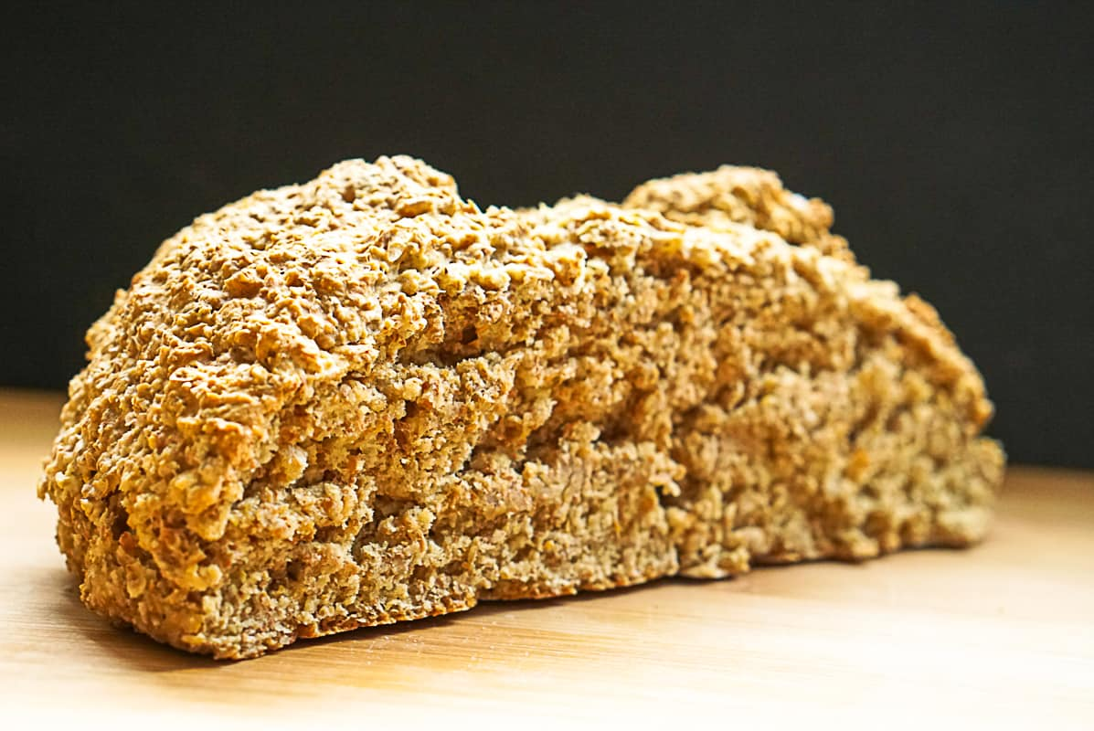 Traditional Irish Brown Bread Recipe