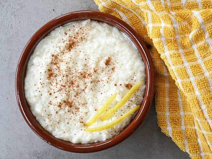 Arroz Con Leche Recipe - Spanish Rice Pudding