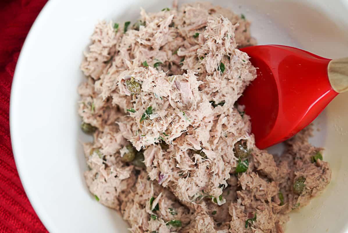 tuna for stuffed peppers