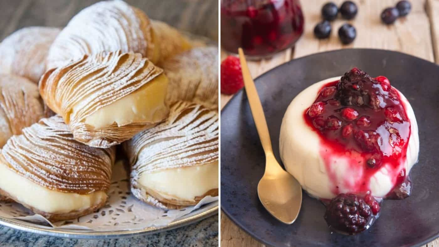 Best Italian Desserts - Recipes To Try At Home
