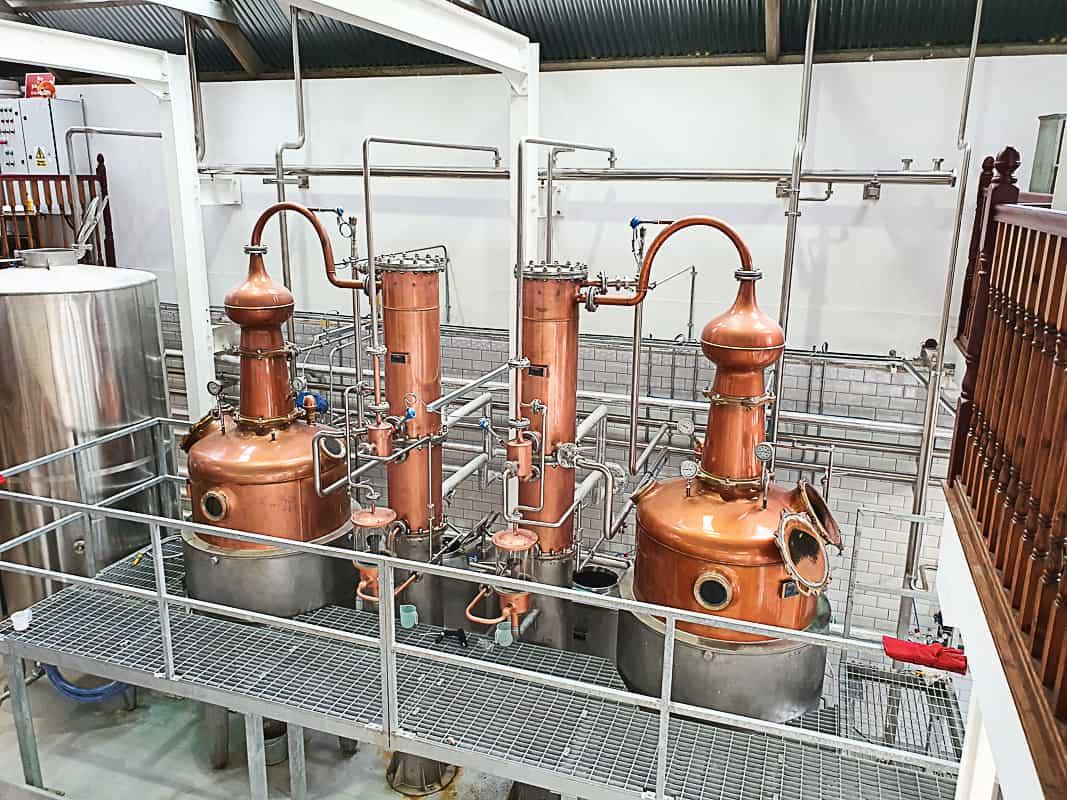 Gin distilleries in Ireland