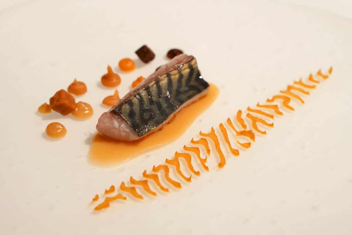 Mackerel at Can Roca