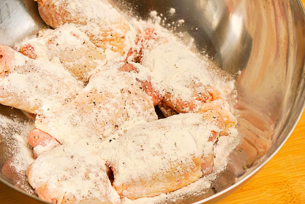 Chicken Al Ajillo Recipe