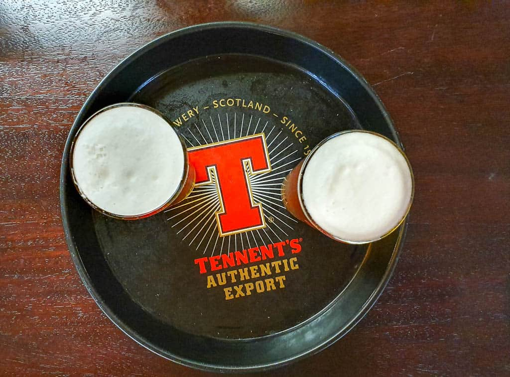 Tennets Beer