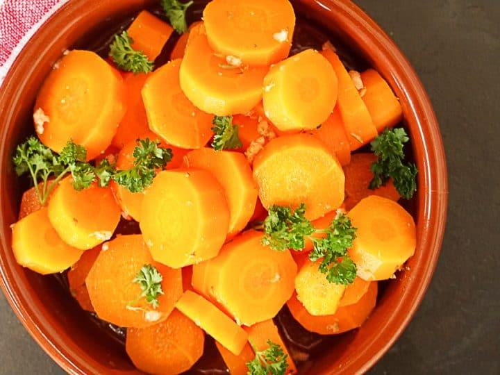 Marinated Carrots Recipe - Spanish Carrots