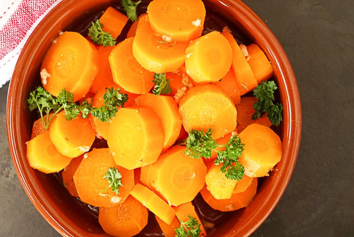 Tangy Spanish Carrots: Marinated Carrots Recipe: Spanish Food Blog