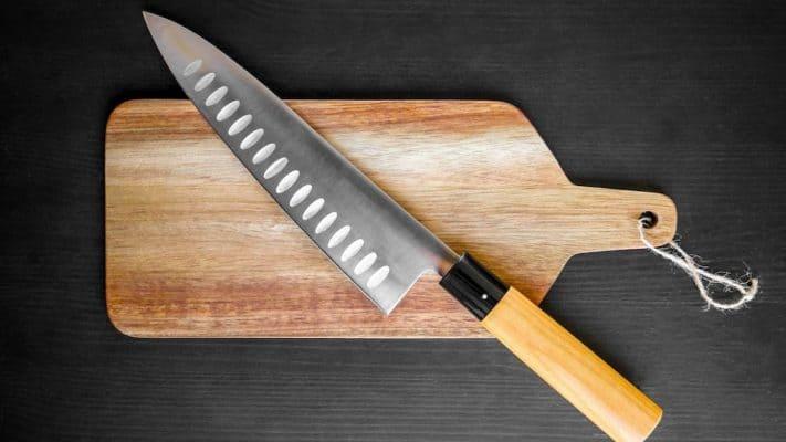 Japanese Gyuto Knife